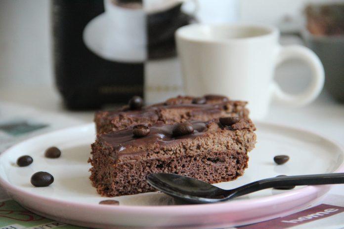 kávové rezy bez cukru