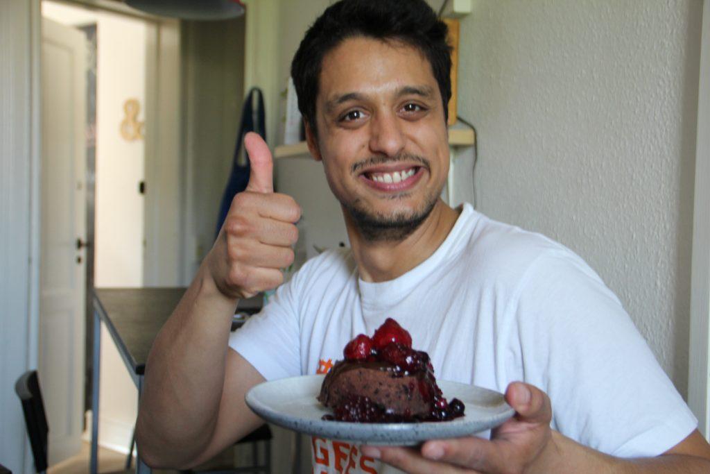 brownie mugcake