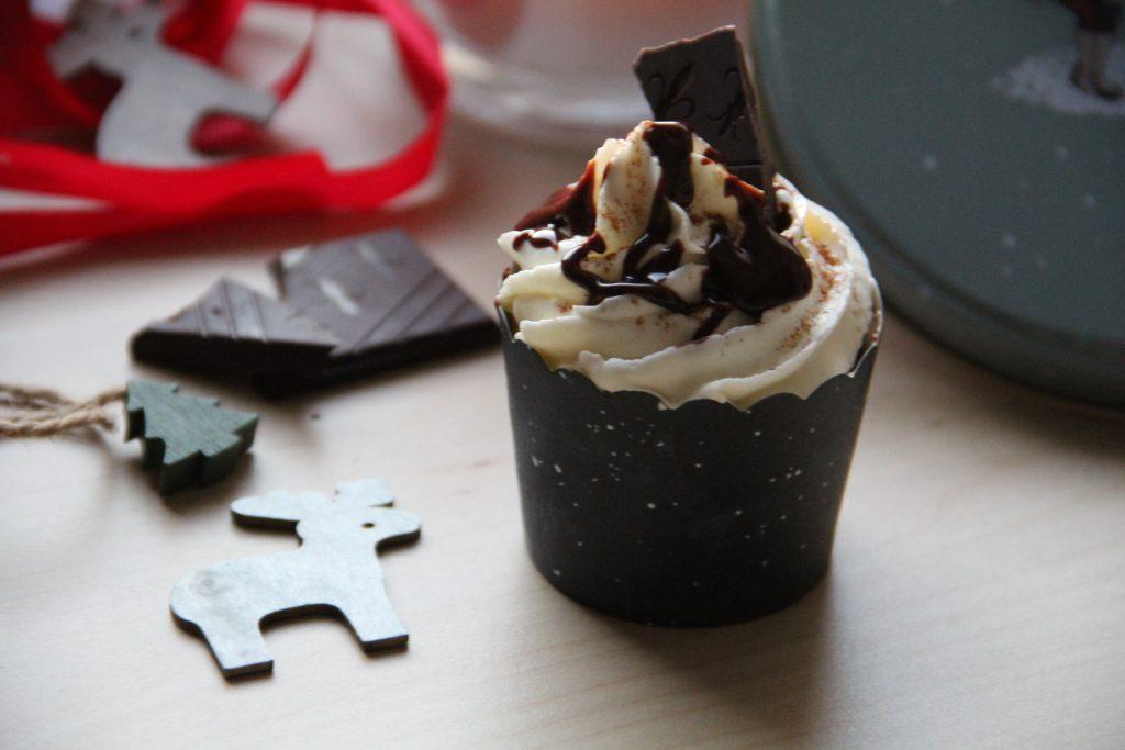 cupcakes bez cukru a bez múky