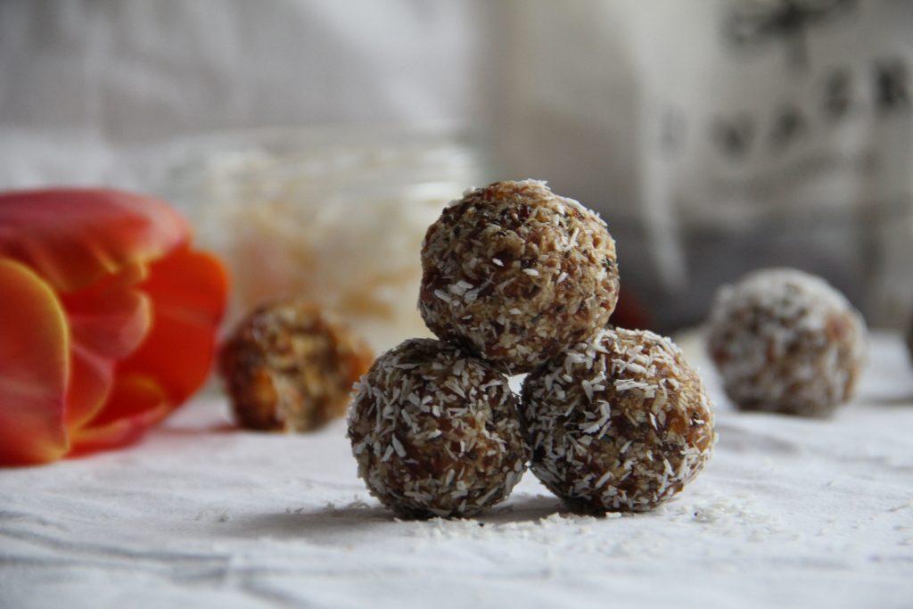 marhuľové guľky s kokosom
