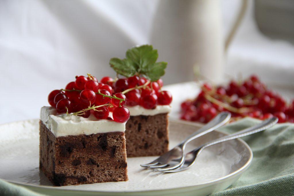 čokoládový koláč bez cukru