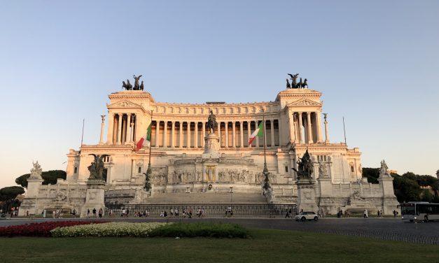 Víkend v Ríme (aj s presným itinerárom + kde jesť)